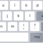 【Swift】UIbezierPathでiOS9システムキーボードのアイコンを描画する