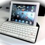 再利用というアイデア!オリガミワークステーションでiPadとAppleワイヤレスキーボードを一体化させる