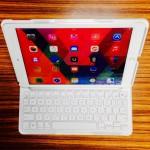 【レビュー2】サイズ編 belkin iPad Air2キーボード「QODE Ultimate Pro」