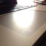【Mac】トラックパッドのみでファイルをフルスクリーンアプリケーションへ渡す!