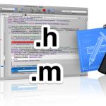 【Xcode】Objective-C便利ジェスチャー「.hと.mファイルの切り替え」